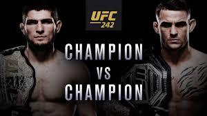 UFC 242: How to Watch Khabib vs Poirier ...