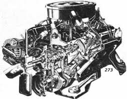 valiant v8 engines 273 318 340 and 360 273 mopar chrysler engine