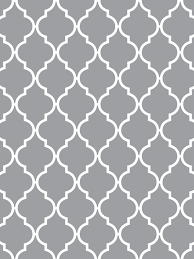 make itcreateprintables  backgroundswallpapers quatrefoil