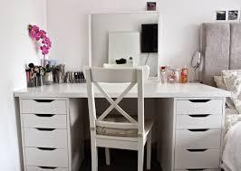 diy light up vanity mirror. makeup desks | diy vanity mirror ikea organizer desk light up