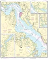 James River Depth Chart Nautical Charts Online Noaa Nautical Chart 12248 James