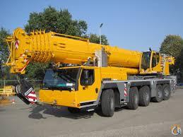 2020 Liebherr Ltm1160 5 2 For Rent Rpo Crane For Sale Or