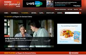 but anyway one more source of tv for at least some canadians just launched this week first week of december 2009 rogersondemand com at the