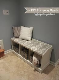 foyer furniture design ideas. chad and elana frey diy entryway bench homedecor foyer furniture design ideas s