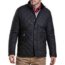 Barbour | Men's Coats & Jackets | John Lewis & Buy Barbour Chelsea Sportsquilt Water-Resistant Quilted Jacket, Black  Online at johnlewis.com ... Adamdwight.com