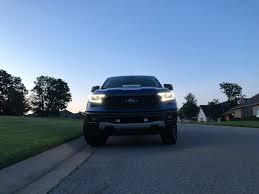 Led Signature Lighting Ford Led Signature Lights 2019 Ford Ranger And Raptor Forum