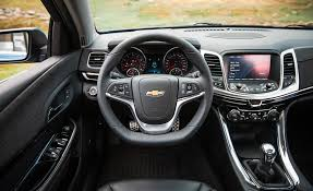 2018 chevrolet lumina ss. Perfect Chevrolet Get In The Cockpit And Youu0027ll Discover An Integrated Center Console That  Adds To Intuitive Refined Interior Of SS Sports Sedan For 2018 Chevrolet Lumina Ss