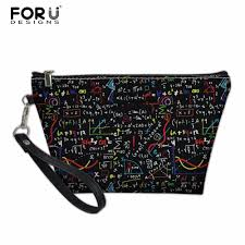 2019 whole travel cosmetic bag math makeup case zipper pu leather make up organizer storage pouch toiletry wash beauty kit from lvzhibagshoe001