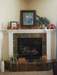 corner fireplace decor and mantle decorating ideas 0