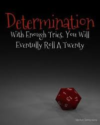 Adventure Gaming Journal Determination With Enough Tries You Will