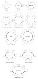 round table for 8 round table size for 6 8 person table dimensions dining table for round table