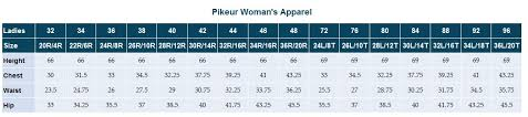 Pikeur Diana Size Chart Pikeur Show Jacket Size Chart Best Picture Of Chart