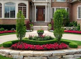 Small Picture Simple Front Yard Ideas eatatjacknjillscom