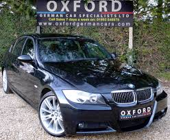 Coupe Series bmw 325 2006 : BMW 3 SERIES 325I M SPORT 6 SPEED MANUAL for sale from Oxford ...