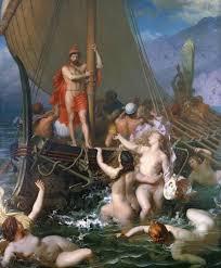 Resultado de imagen de Ulises por Troya y el Egeo
