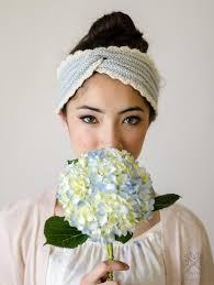 Knitted Headband Pattern Mesmerizing Hide Untamed Hair With Knit Headband Patterns