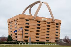 longaberger office building. Interesting Building Longaberger Basket Main Office Building And F