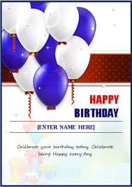 how to create a birthday card on microsoft word happy birthday invitation cards wblqual com
