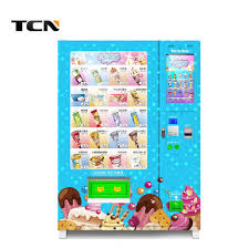 Lolly Vending Machine Stunning China Tcn 48 Hot Sell Vending Machine For Ice Lolly With 48