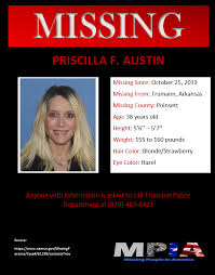 Missing Priscilla Austin, 38, from... - Missing People In America | Facebook