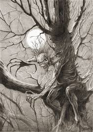 Resultado de imagem para fear illustration dark