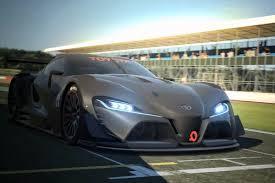 New Toyota Supra to make Geneva 2018 debut as race car concept