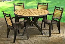 childrens outdoor table chair set unique round outside