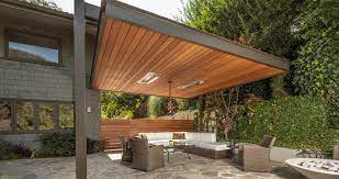 7 diffe roof styles for patios