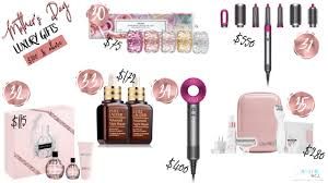 Ultimate beauty gifts for Mother's Day - SamoraMel