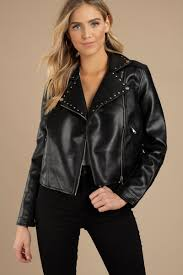 stud on you black moto jacket