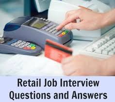 Retail Interview Questions Classy Retail Job Interview Questions And Answers