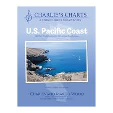 Charlies Charts U S Pacific Coast