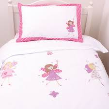 fairy magic children s cot bed duvet cover set