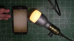 Обзор <b>Xiaomi Yeelight</b> Smart Colourfull <b>LED</b> Bulb - разноцветная ...