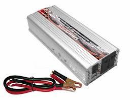 <b>Инвертор AVS</b> Energy <b>IN-1500W</b>-24 - входное напряжение 24В ...