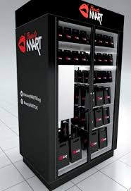 Modern Vending Machines Extraordinary Introducing The Beauty Vending Machine Telegraph
