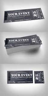 17 best ideas about ticket template my pics chalkboard event ticket