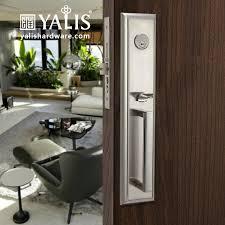 front door lockExcellent New Style Main Door Lock House Handle Lock Set Gate Door