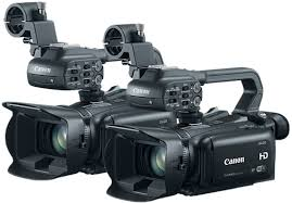 Canon Camcorder Comparison Chart New Canon Camcorders The Xa25 Xa20 And Vixia Hf G30 B H