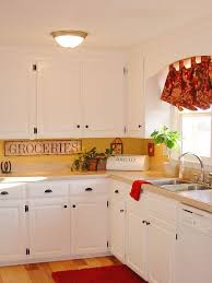 yellow country kitchens. Kitchen, Teal Kitchen Curtains Door Yellow Kitchens White Cabinets: Amazing Country D