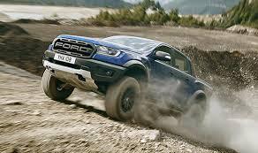 Ford Ranger Raptor UK 2019 launching in Europe in 2019 - Pickup ...