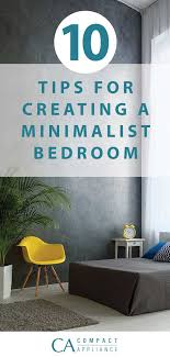 Minimalist bedroom furniture White Minimalist Bedroom Compact Appliance 10 Tips For Creating Minimalist Bedroom Compactappliancecom