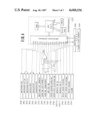 patent us4688036 keyless entry system for automotive vehicle patent drawing