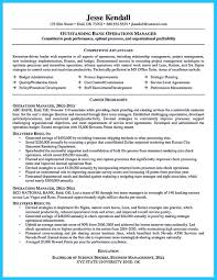 Resume Examples Banking Nice One Of Recommended Banking Resume Examples To Learn Check More 14