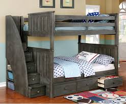 double bunk bed with space underneath. Modren Bunk Full Size Of Bedroom Bed With Desk Under Loft Bunk  Underneath  In Double Space I