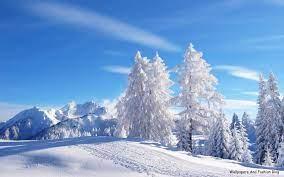 Winter Scenery Desktop Wallpapers - Top ...