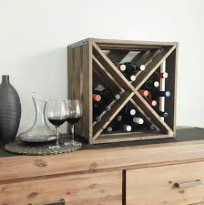 pallet wine rack. Palatable - Pallet Timber Wine Rack