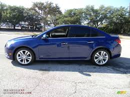 Car Picker - blue chevrolet Cruze
