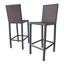 outdoor counter height stools. Dola All Weather Outdoor Resin Wicker Counter Height Bar Stool (31\ Stools T
