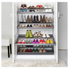 Ikea Shoe Rack Komplement Pull Out Shoe Shelf White 39 3 8x22 7 8 Ikea